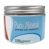 Piedra de Alumbre de Potasio en Polvo Puro Mineral - 100% natural - Pediluvio Refrescante y...
