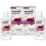 Dermarest Psoriasis Medicated Shampoo Plus Conditioner | 8 FL OZ | 2 Pack