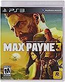 Max Payne 3 - Playstation 3 (Video Game)