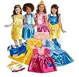 Disney Princess Dress Up Trunk Deluxe 21Piece [Amazon Exclusive]