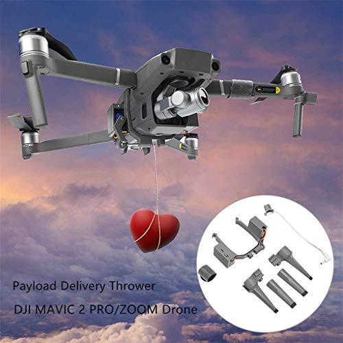 Taoric Drone Clip Dropload delivery Drop Dispositivo di trasporto Rilascio drone Esca da pesca...