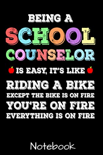 Being A School Counselor Is Easy Like Riding A Bike...