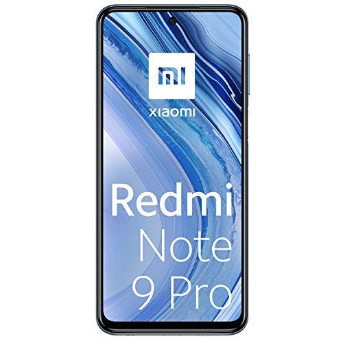 Xiaomi Redmi Note 9 Pro - Smartphone 6+64GB (6.67' DotDisplay,...