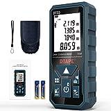 Télémètre Laser Numérique,DTAPE DT50 50m Mètre laser numérique,Mesure du...