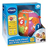 Vtech - 166105 - Jouet Musical - Magi Balle D'éveil Des P'tits Copains -...
