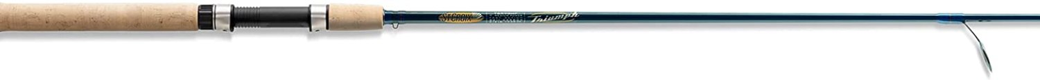 St. Croix Rods Triumph Spinning Rod review