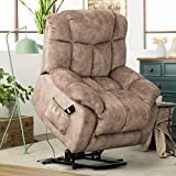 CANMOV Power Lift Recliner Chair for Elderly- Heavy Duty and Safety...