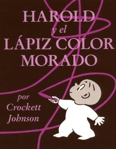 SPA-HAROLD Y EL LAPIZ COLOR MO (Coleccion Harper Arco Iris)