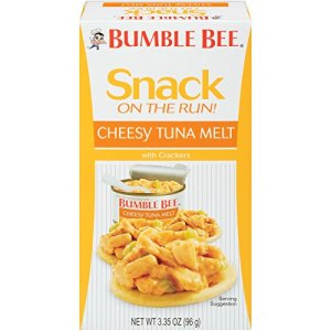 BUMBLE BEE Snack on the Run 9