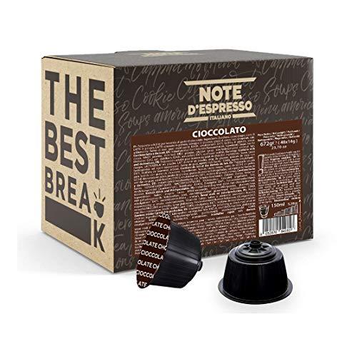 Note d'Espresso - Cápsulas de Chocolate - Compatibles con C