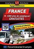 Guide des aires de camping-car gratuites France...
