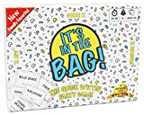 It's in The Bag | The Ultimate Family Party Game for Game Night - A Mashup of Charades Family Games for Kids and Adults & 25 Words or Less Card Games - Board Games for Family Night with Kids, Teens