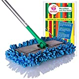 VanDuck Microfiber Dust Mop Pad Compatible with Swiffer Sweeper (Mop is Not Included).