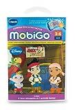Vtech - 252805 - Jeu Électronique - Jake et les Pirates - Jeu Mobigo