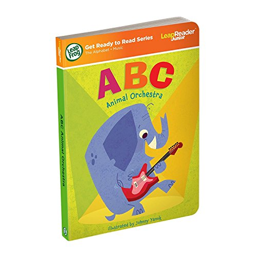 Original - 1 Pack - LeapFrog LeapReader Junior Book: ABC Animal Orchestra (works with Tag)