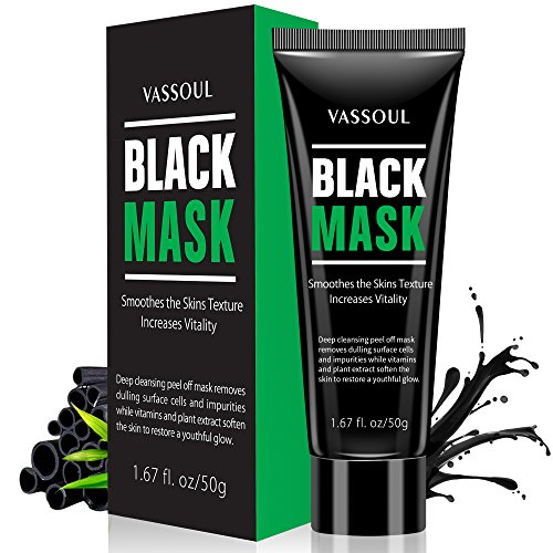 Vassoul Blackhead Remover Mask, Peel Off Blackhead...