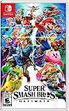 Super Smash Bros. Ultimate - Nintendo Switch (Video Game)