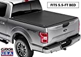 Gator ETX Soft Roll Up Truck Bed Tonneau Cover | 53306 | Fits 2004 - 2014 Ford F150 5'6' Bed Bed | Made in the USA