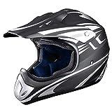 AHR DOT Outdoor Adult Full Face MX Helmet Motocross Off-Road Dirt Bike Motorcycle ATV L