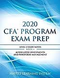 2020 CFA Program Exam Prep Level 1: 2020 CFA Level 1, Book 6: Alternative Investments and Portfolio Management (2020 CFA Level 1 Exam Prep)