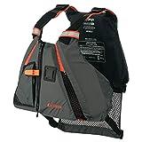ONYX MoveVent Dynamic Paddle Sports Life Vest, Orange, X-Small/Small