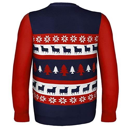 NFL Houston Texans WORDMARK Ugly Sweater, XX-Large