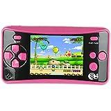 QINGSHE QS-4 Consoles de Jeux Portables, Console de Jeux Retro FC Game...