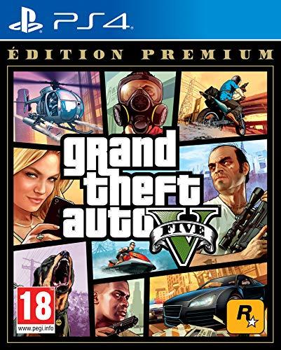 GTA 5 Premium - PS4
