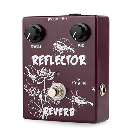 Caline CP-44 Reflector Reverb Guitar Effect Pedal