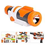 Tactical Flashlights,Detachable Tactical LED Light Flashlight Scope for Nerf Modify Blaster Toy