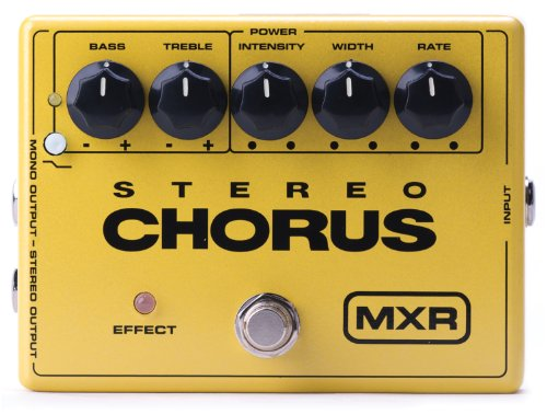 Dunlop MXR Stereo Chorus Pedal