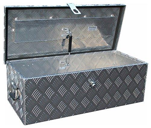 Truckbox D055 Werkzeugkasten, Deichselbox, Transportbox, Alubox, Alukoffer