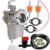 Woxla 1016478 Carburetor for Club Car DS FE290 Kawasaki Engine Gas Golf Cart (FE290 Engine), FE290 Carburetor, 1016438 Carburetor