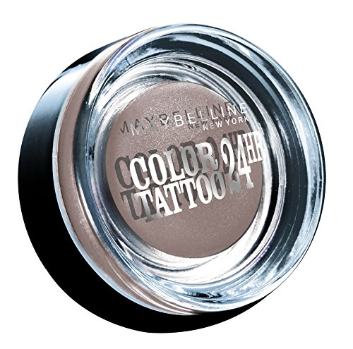 Maybelline Jade - Ombretto in gel Color Tattoo 24H, n° 40 Permanent Taupe, 1 pz. (1 x 4,5 g)