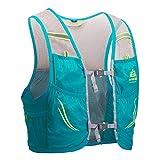 AONIJIE Mochila de hidratación de 2,5 litros para maratón, para correr, correr, senderismo, mochila con paquete de hidratación [para hombres o mujeres] (verde menta, M/L)