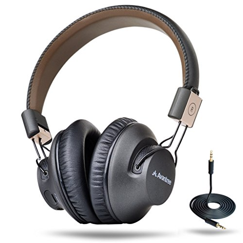 Avantree Audition Pro 40 hr Bluetooth Over Ear...