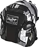 Rawlings AMARTBBK-B Remix Youth Tball Backpack, Black