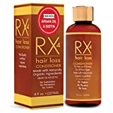 RX 4 Hair Loss Conditioner for Thinning Hair, DHT Blocker, Naturally...