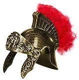 Kangaroo Roman Legion Gladiator Helmet- Gold