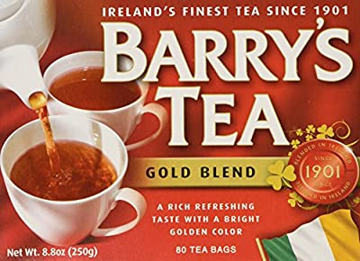 Barry's Tea Gold Blend 80 Count 2-pack baby care