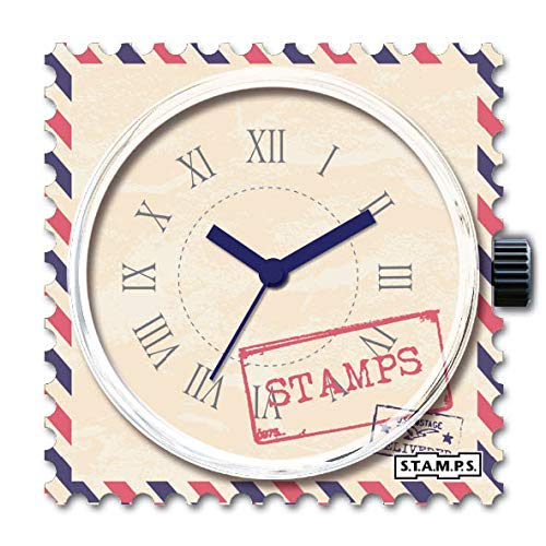 S.T.A.M.P.S. Stamps Uhr Zifferblatt Stamps 104828