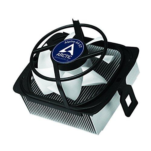 ARCTIC Alpine 64 GT - Dissipatore per CPU AMD AM4 - fino a una potenza di raffreddamento di 70 Watt...