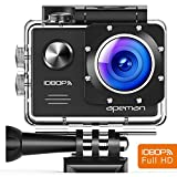 APEMAN A70, Action Cam Impermeabile Wifi Sports Cam FHD 14MP Dual...