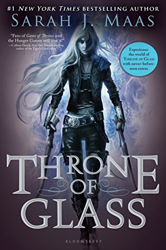 Throne of Glass (Throne of Glass series Book 1) Kindle Edition