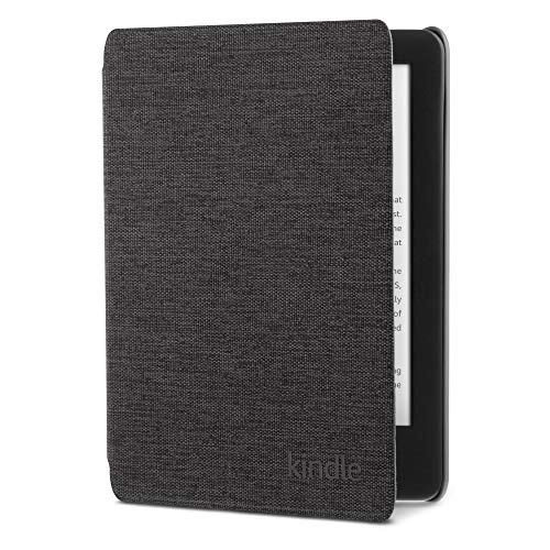Kindle Fabric Cover - Charcoal Black (10th Gen - 2019 release onlywill not fit Kindle Paperwhite or Kindle Oasis).