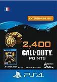 Ce pack comprend 2 000 points* Call of Duty (PC) + 400 points bonus (20% en plus). Les points Call of Duty (PC) sont la monnaie utilisable dans Black Ops 4 pour obtenir du nouveau contenu à utiliser dans les modes multijoueur, Zombies et Blackout. Je...