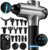 Massage Gun Deep Tissue Massager - Percussion Massage Gun Massager Gun...