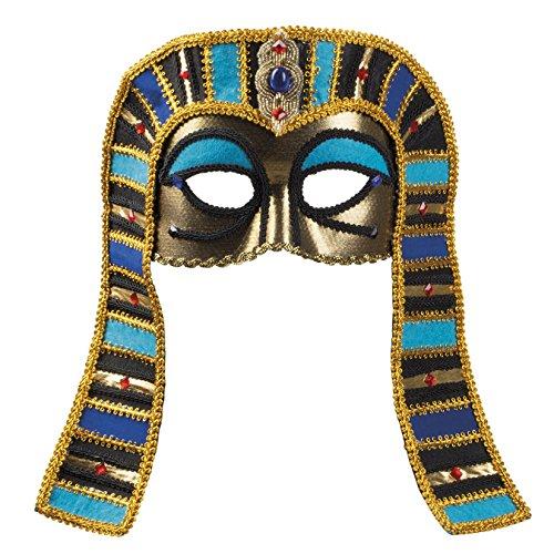 Máscara Tutankamón para ojos