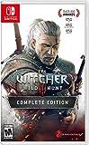Witcher 3: Wild Hunt - Nintendo Switch (Video Game)