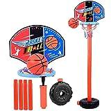 OPNIGHDYMD Jouets for bébés, enfants Panier de basket, de basket-ball Hoop et...